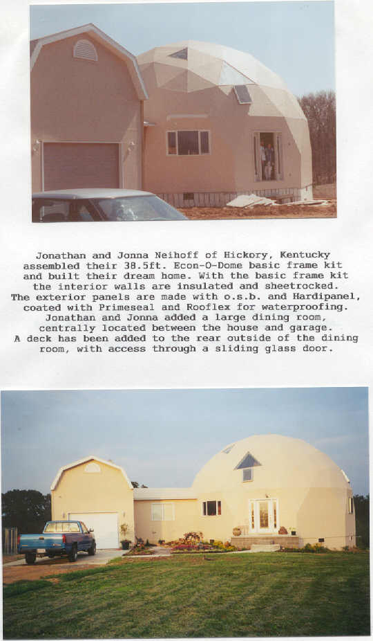 Building A Dome Home